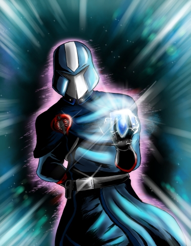 Cobra Commander Tesseract