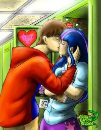 Tai and Twi: High School Love