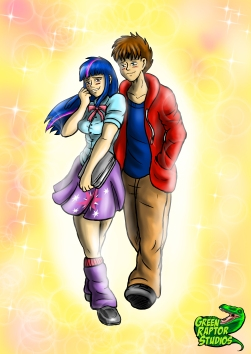 Tai and Twi: Romantic Stroll